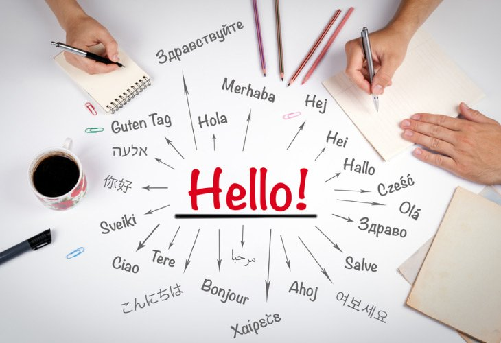 Hello - Euro-lingo, translation services