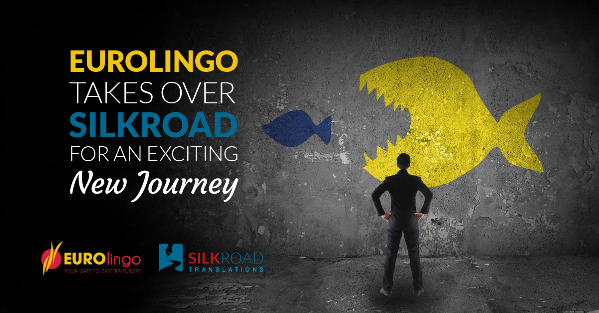 Acquisition: EuroLingo Takes Over SilkRoad Translation for An